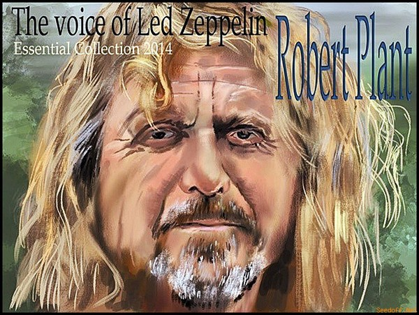 Robert Plant - The voice of Led Zeppelin (Essential Collection) (2014)