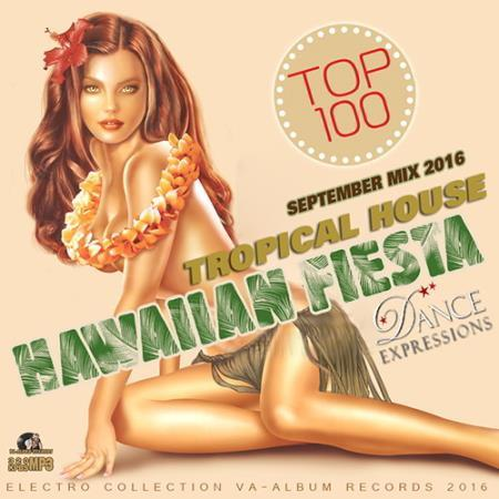 VA - Hawaiian Fiesta: Tropical House (2016)